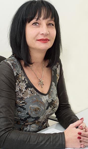 Мариета Гоневска-гл.счетоводител